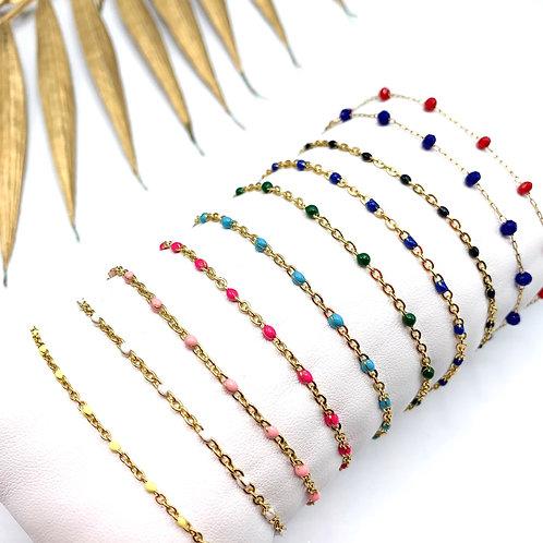 Bracelet Basine Dorée