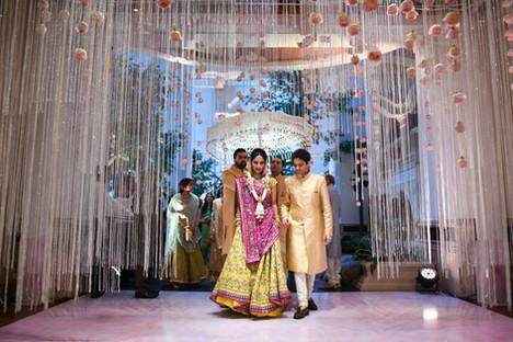 Shreya & Arpits' Wedding Ceremony