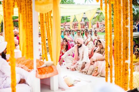 Randeep & Navneet's Anand Karaj