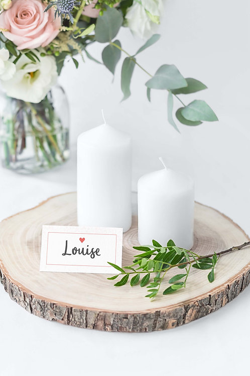 Be Bold Place Card