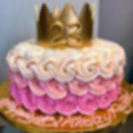 Rosette and Gold Crown 10 inch.jpg