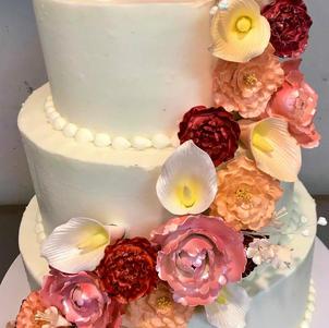 Mauve and Peach Sugar Flower Wedding.jpg