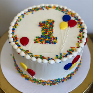 Sprinkle Number with Balloons
