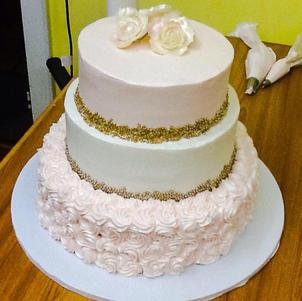 Wedding Rosettes and Gold.jpg
