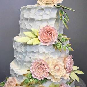 Rustic Wedding with Sugar Flowers_edited