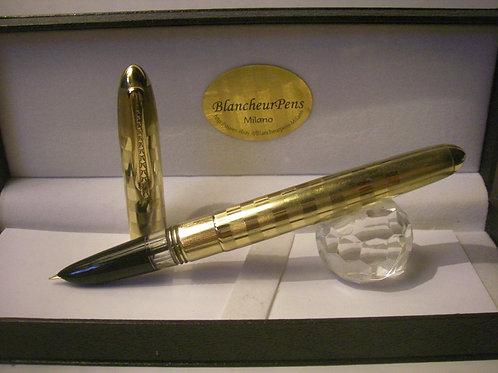 Stilografica Zenith Extra fountain Pen 1948 - Stylo Bladder pump Nib Zenith
