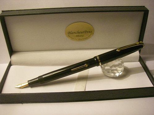 Stilografica Conway Stewart Vintage Foiuntain Pen London anni '50 - Nib 14 Kt