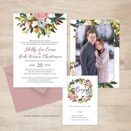 Photo Invitation - Item# CA349
