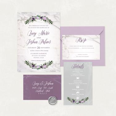 Wedding Invitation #WI560