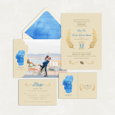 Wedding Invitation #WI333