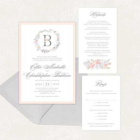 Wedding Invitation #WI565