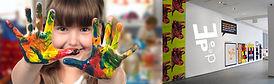 Laboratorio artistico per bambini a roma nord