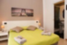 Stanza doppia Brown Bed and Breakfast City Central Salerno