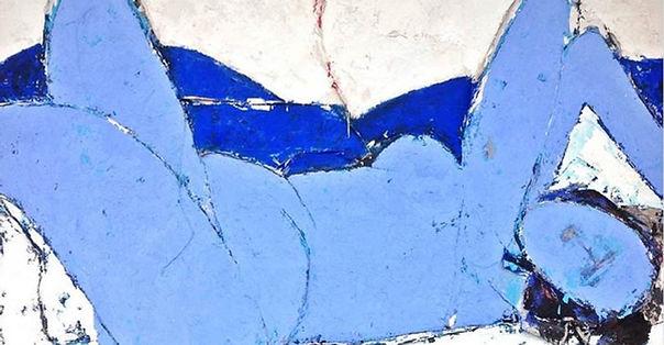 Nudo in azzurro 150x100cm.JPG