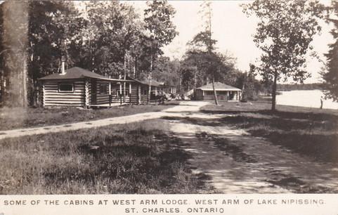 Vintage West Arm Lodge
