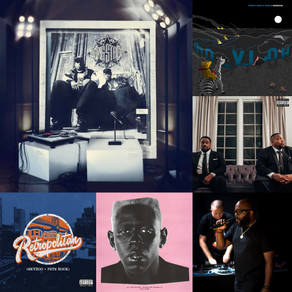 #5EUK Top 5 - Awon's Albums of 2019