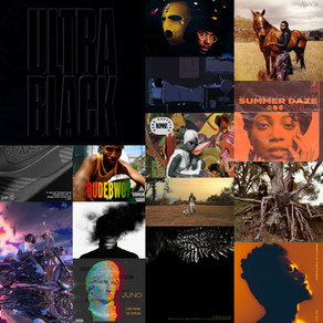 #5EUK Top 15 Songs of 2020