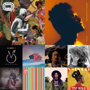 #5EUK Top 20 Albums of 2020 (20-11)
