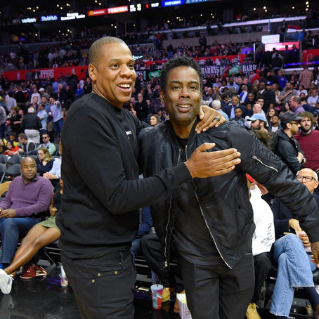 Jay-Z & Chris Rock - Legends, Entwined By Introspection