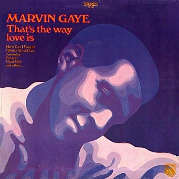 "Gaye's 10th Studio Album ""That's The Way Love Is"""