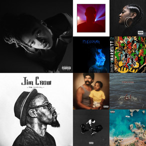 #5EUK Top 20 Albums of 2019
