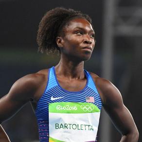 Interview - Olympic Athlete, Tianna Bartoletta