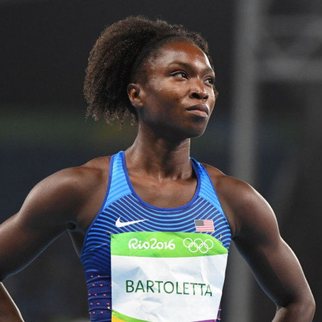 Interview - Olympic Athlete, Tianna Bartoletta
