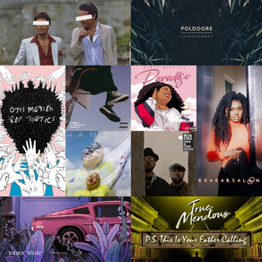 #5EUK Top 10 EP's Of 2019