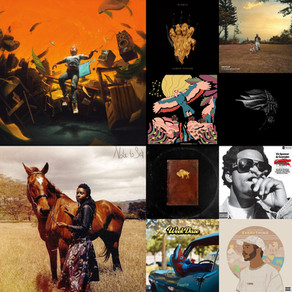 #5EUK Top 20 Albums of 2020 (10-1)
