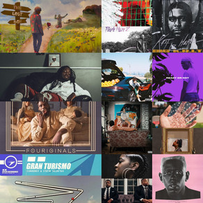 #5EUK Top 15: Breez' Albums of 2019
