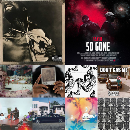 #5E Top 10: EP's of 2018