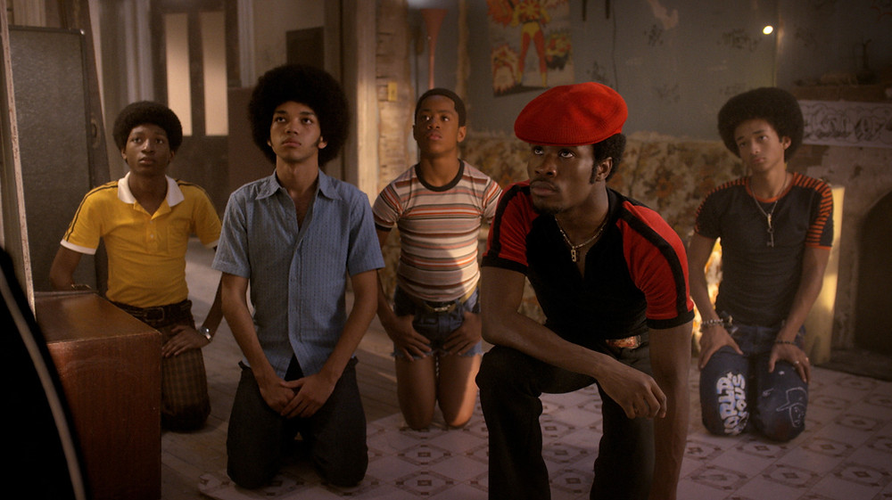 The Get Down Brothers (Photo Courtesy of Netflix)