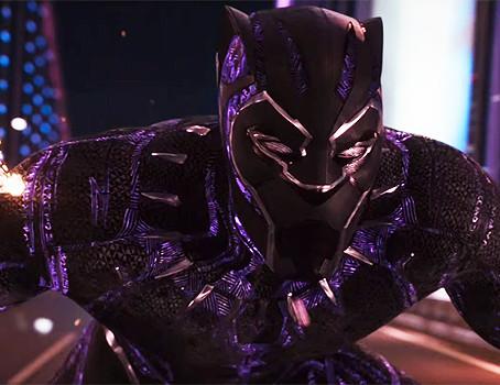 Film Review: Black Panther (& The Original Soundtrack)