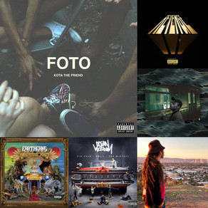 #5EUK Top 5: Rize's Top Albums Of 2019