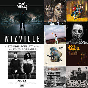 #5E Top 10: Albums of 2018