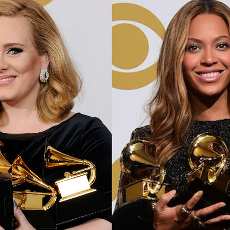 Grammys & BRIT Awards Review - Still Can't Get Rid Of Old Habits