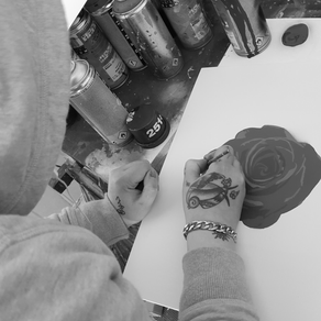 Interview - Graffiti Artist, Ricky