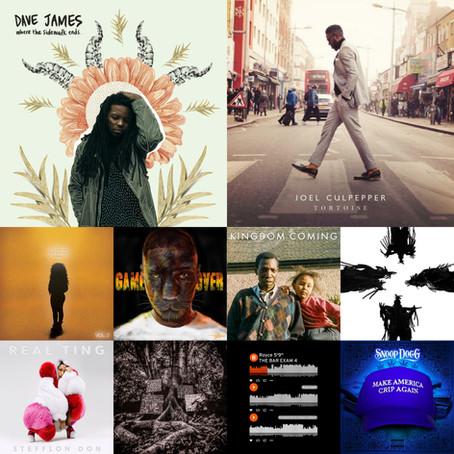 #5E Top 10: EP's Of 2017