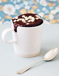 Une tasse de chocolat…