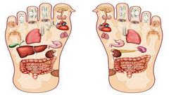 Le massage de pieds très bénéfique pour notre santé
