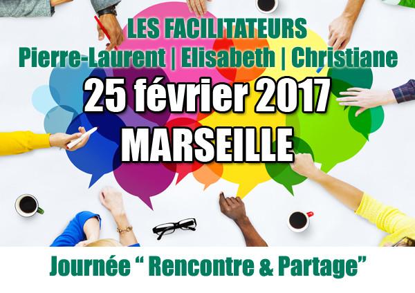"""Journée """"Rencontre & Partage"""" Marseille"""