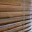 Thumbnail: Persiana Horizontal Madeira 50mm sem fita