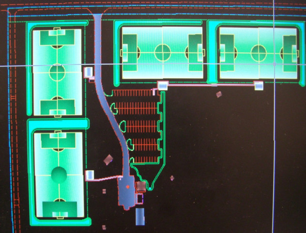 Hardee Park Soccer Complex