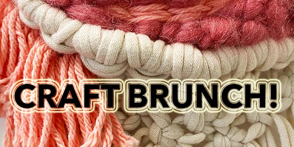 Craft Brunch!