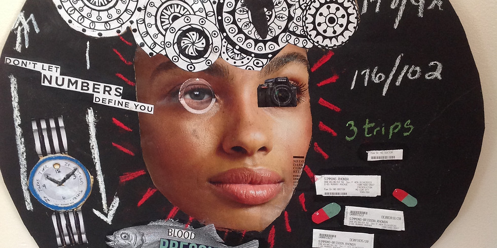 Mixing It Up: Story Telling through Collage