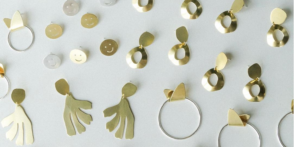 Jewelry Making with Sunday Feel