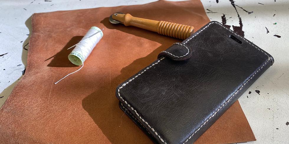 Leather Phone Case Workshop