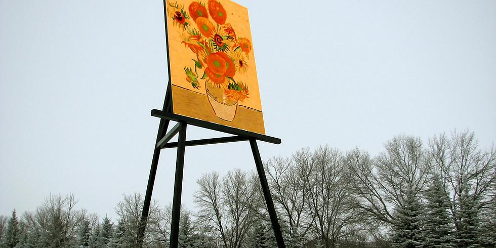 Public Art is All Around Us