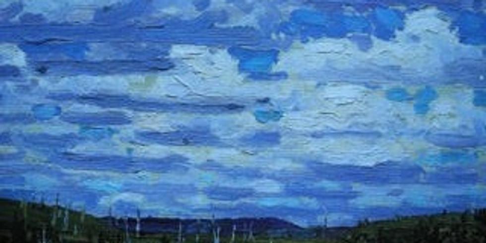 Tom Thomson Canvas Bags