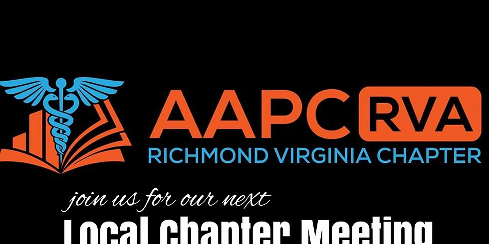 Local Chapter Meeting